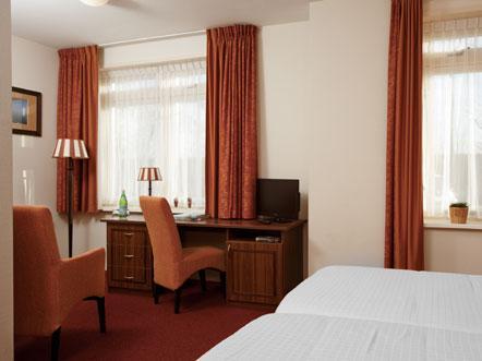 Kamer Hotel Prins Hendrik