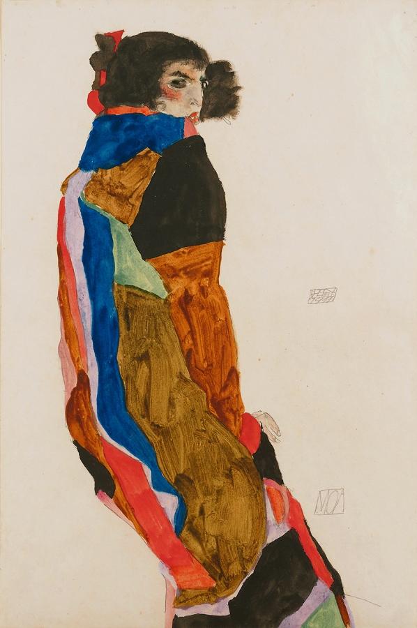Paulacademie-Egon Schiele