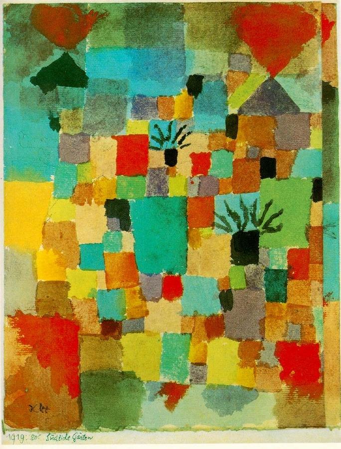 Paulacademie-Paul Klee